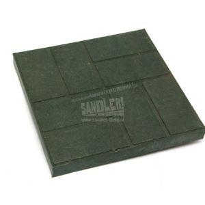Плитка 8 кирпичей цвет Зеленый