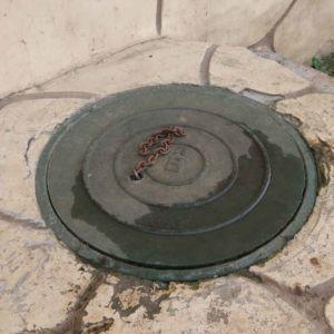 Люк полимерпесчаный пр-во Сандлер (фотография от клиента)